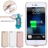 Worlds Thinnest iPhone Charging case - CIEB MOZ