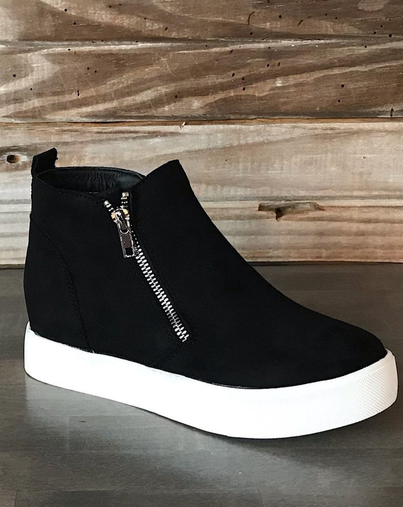 Raven Ankle Sneakers