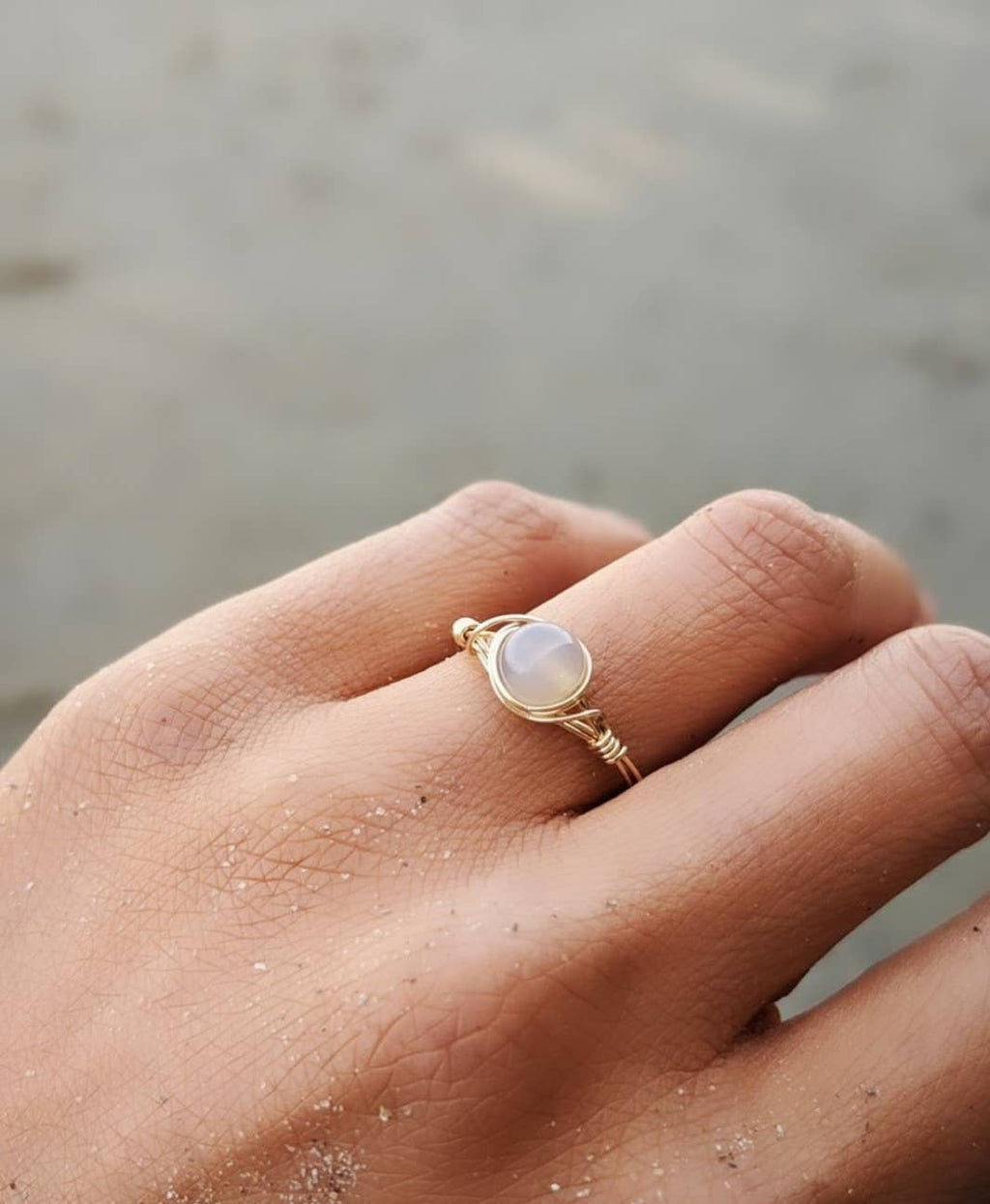 The Celia Ring