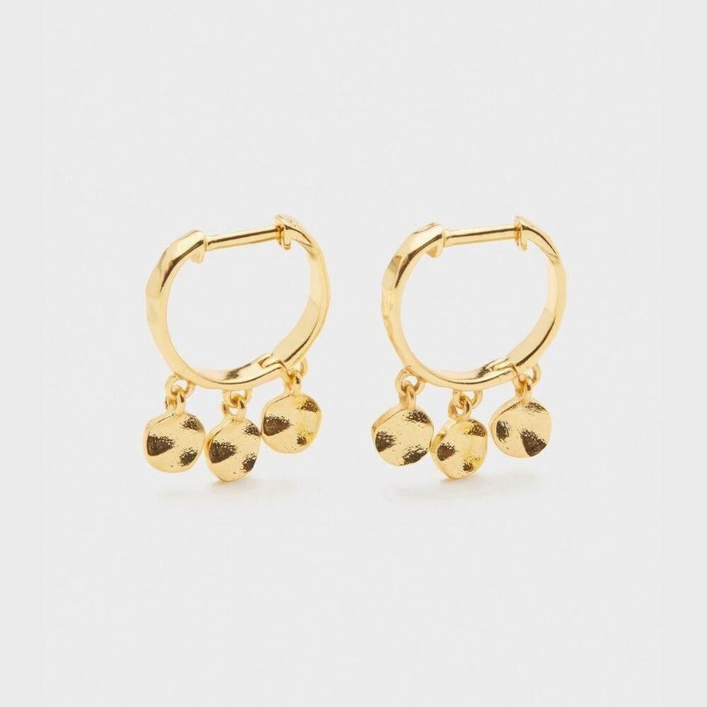 Chloe Mini Huggie Earrings