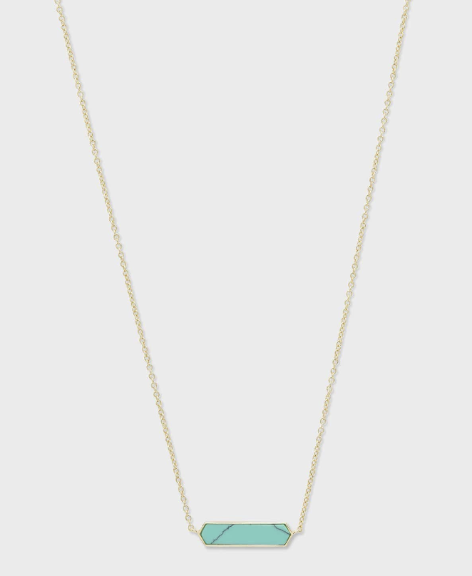 Corina Charm Necklace