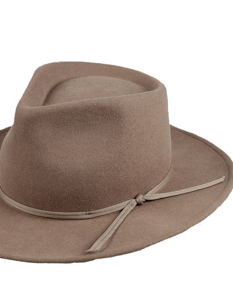 Dane Wide Brim Fedora
