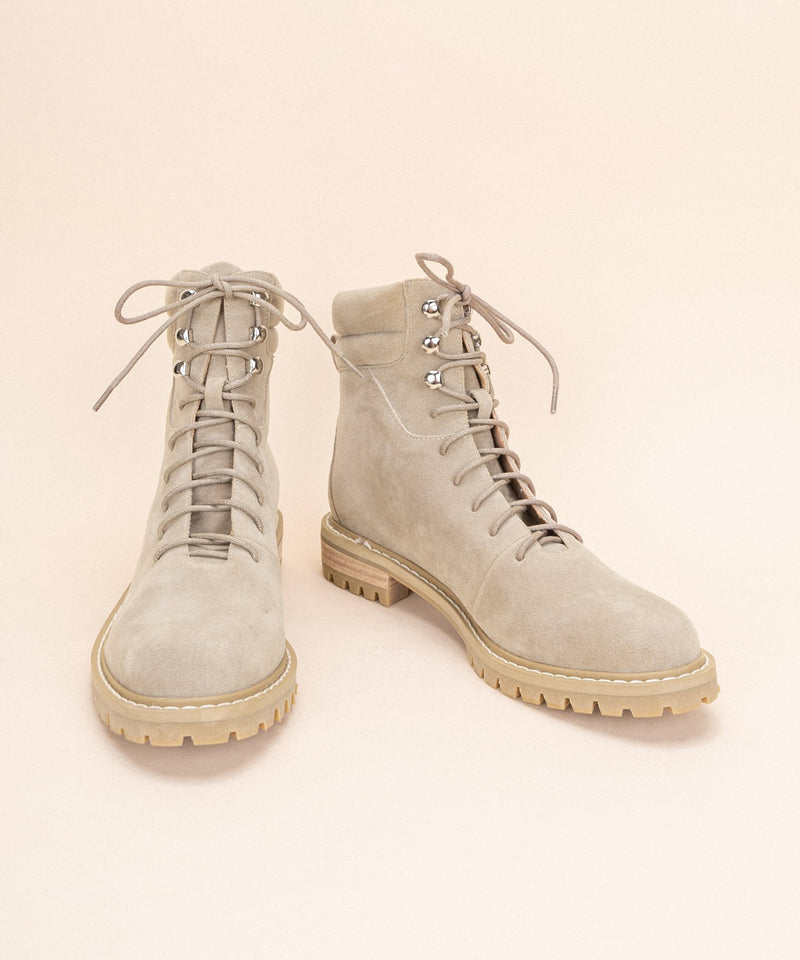 Giselle Suede Boots