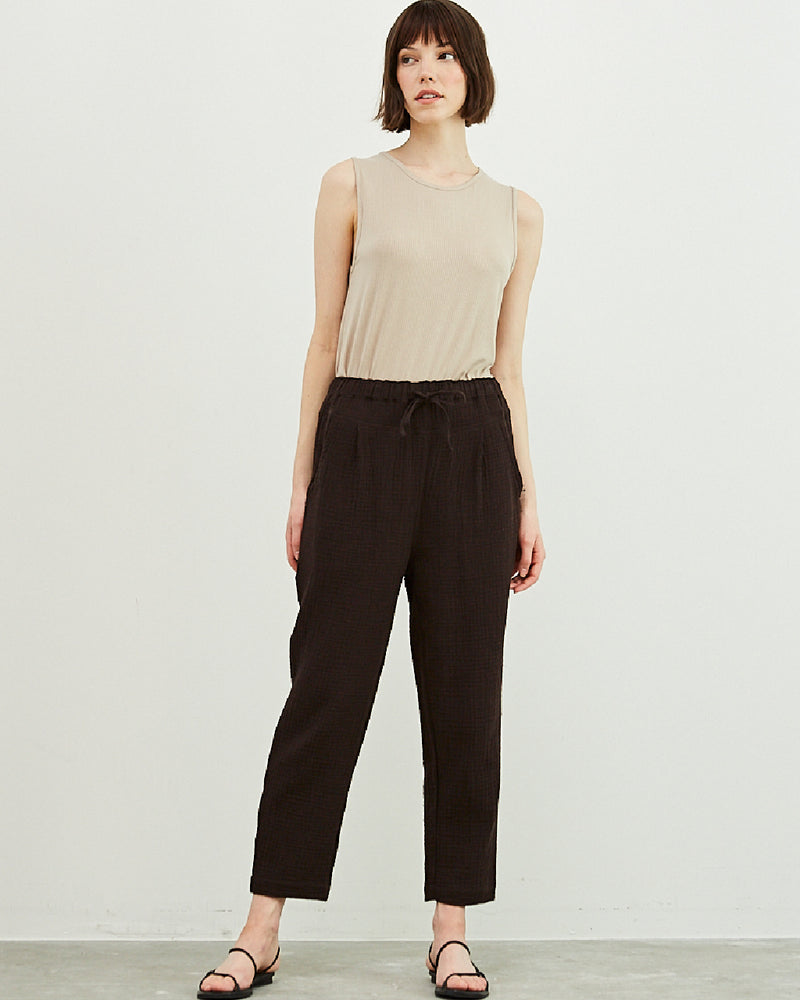Polly Summer Gauze Pants
