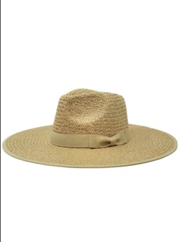 Emma Straw Hat