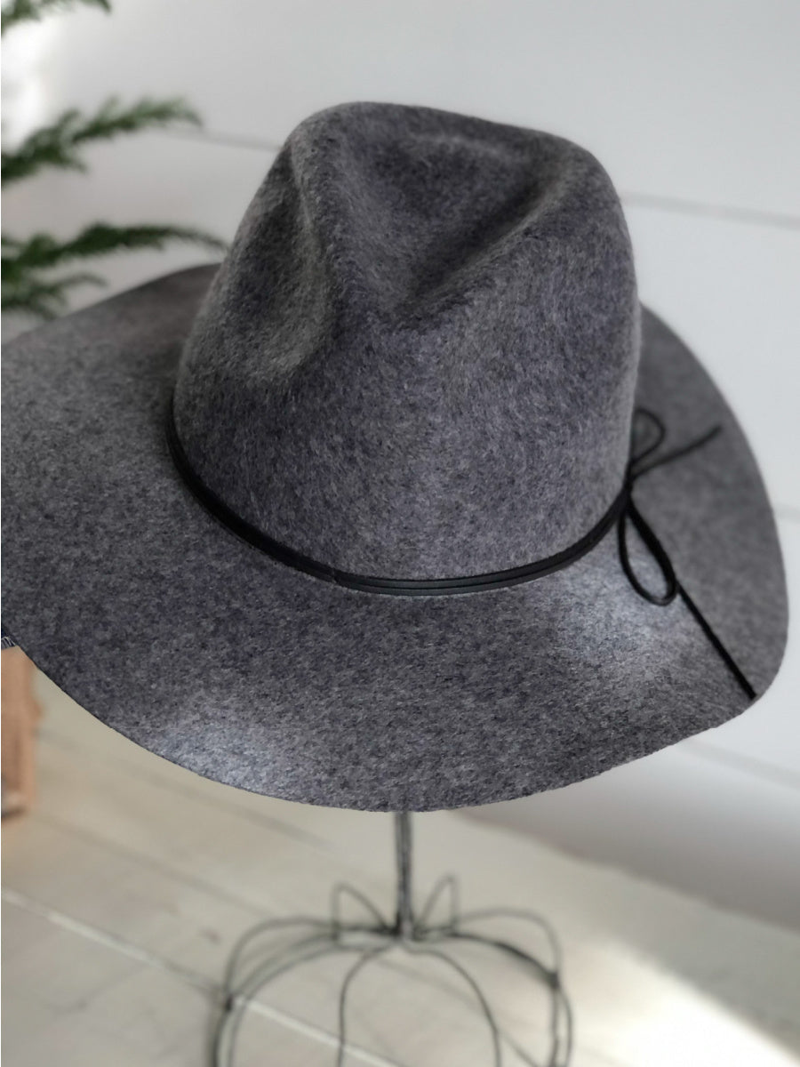 Skylar Floppy Wool Hat