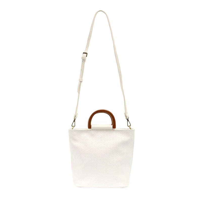Lily Woven Tote Bag