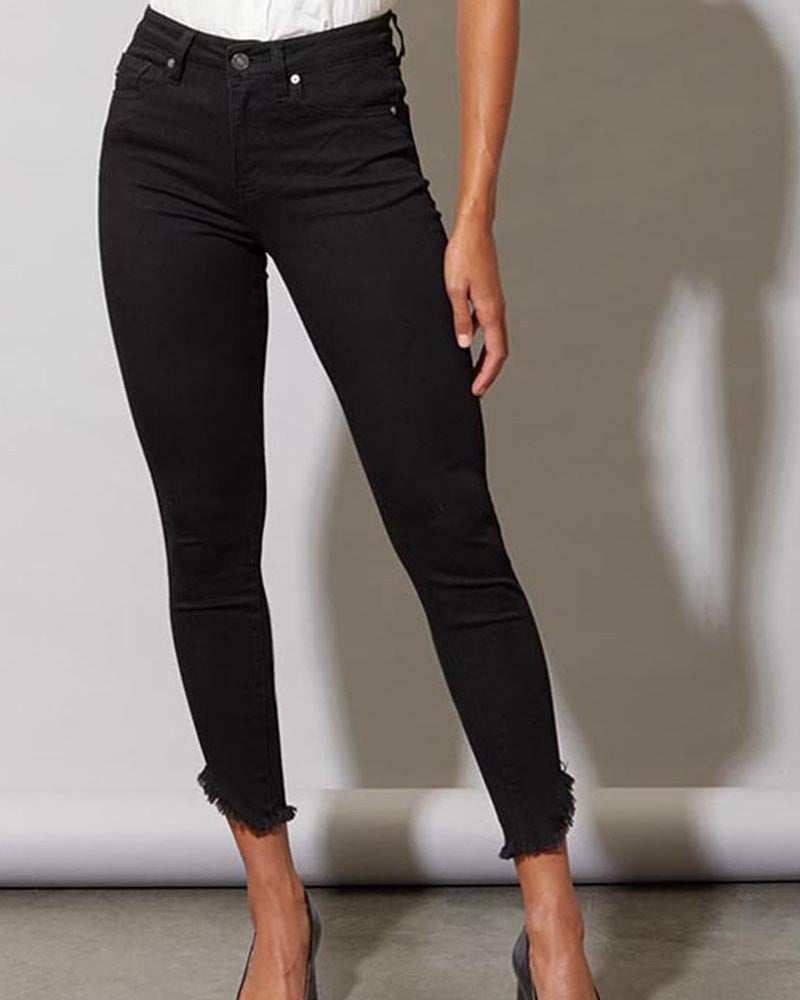 Mateo Ankle Skinny Jeans