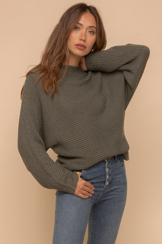 Kendall Soft Knit Sweater
