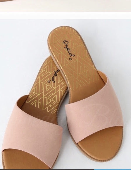 Jaylee Slip On Sandals
