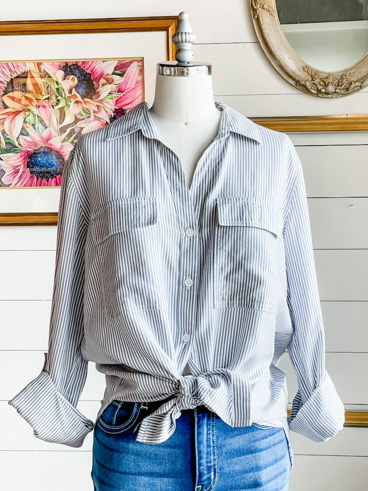 Serafina Button Up Shirt
