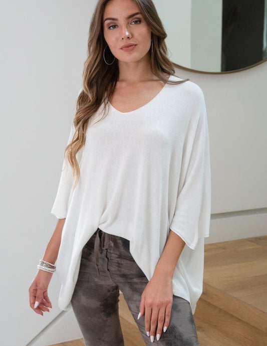 Amour Drape Top