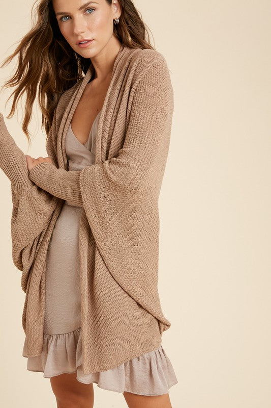 Sally Cocoon Cardigan