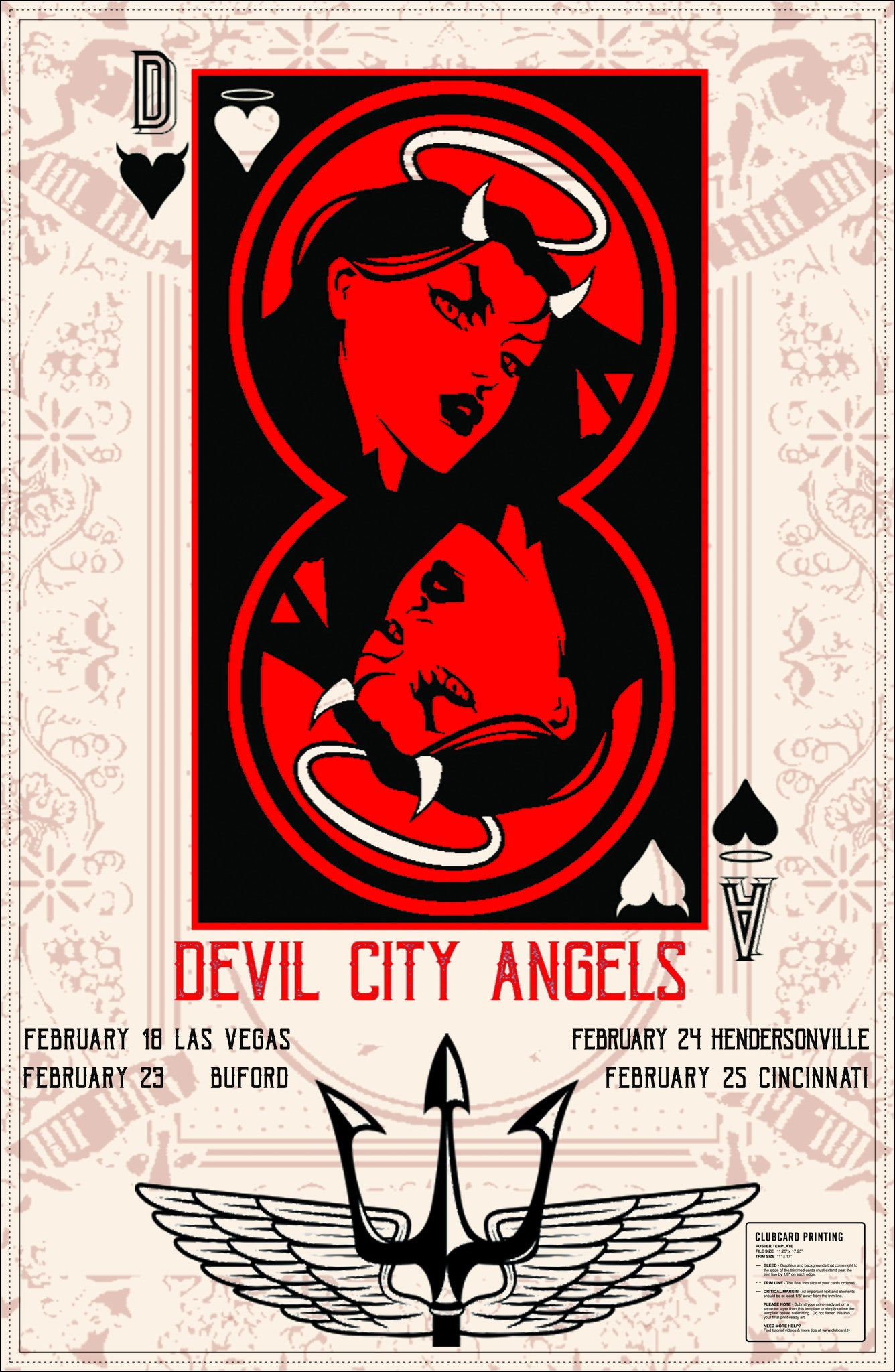 Devil City Angels Store!
