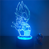 ‎Vegeta Night Light