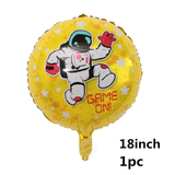 Outer Space Party Astronaut balloon