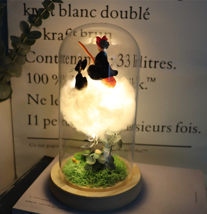 Kiki's Delivery Service Night Light