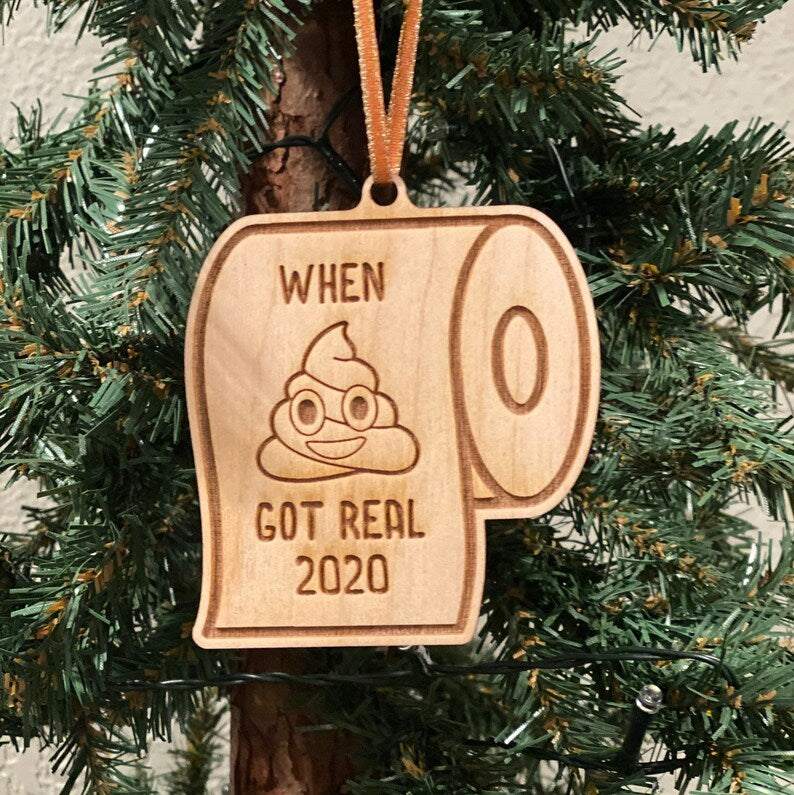 2020 Christmas Ornaments