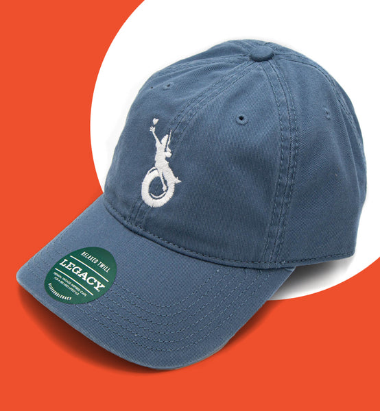 Tire Swing Hat | Lake Blue