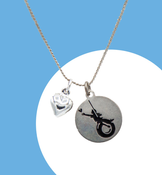 Sterling Silver Charm | Necklace