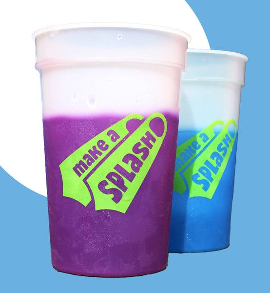 Make a Splash! | Color Changing Cups