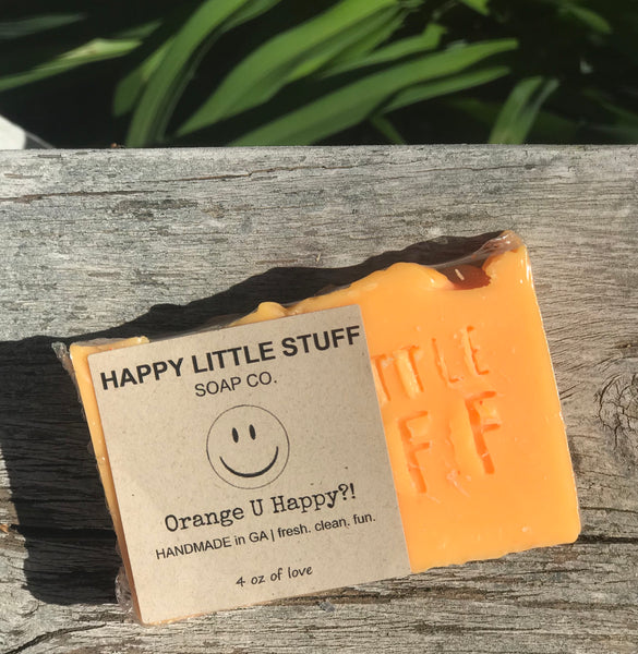 Orange You Happy?!