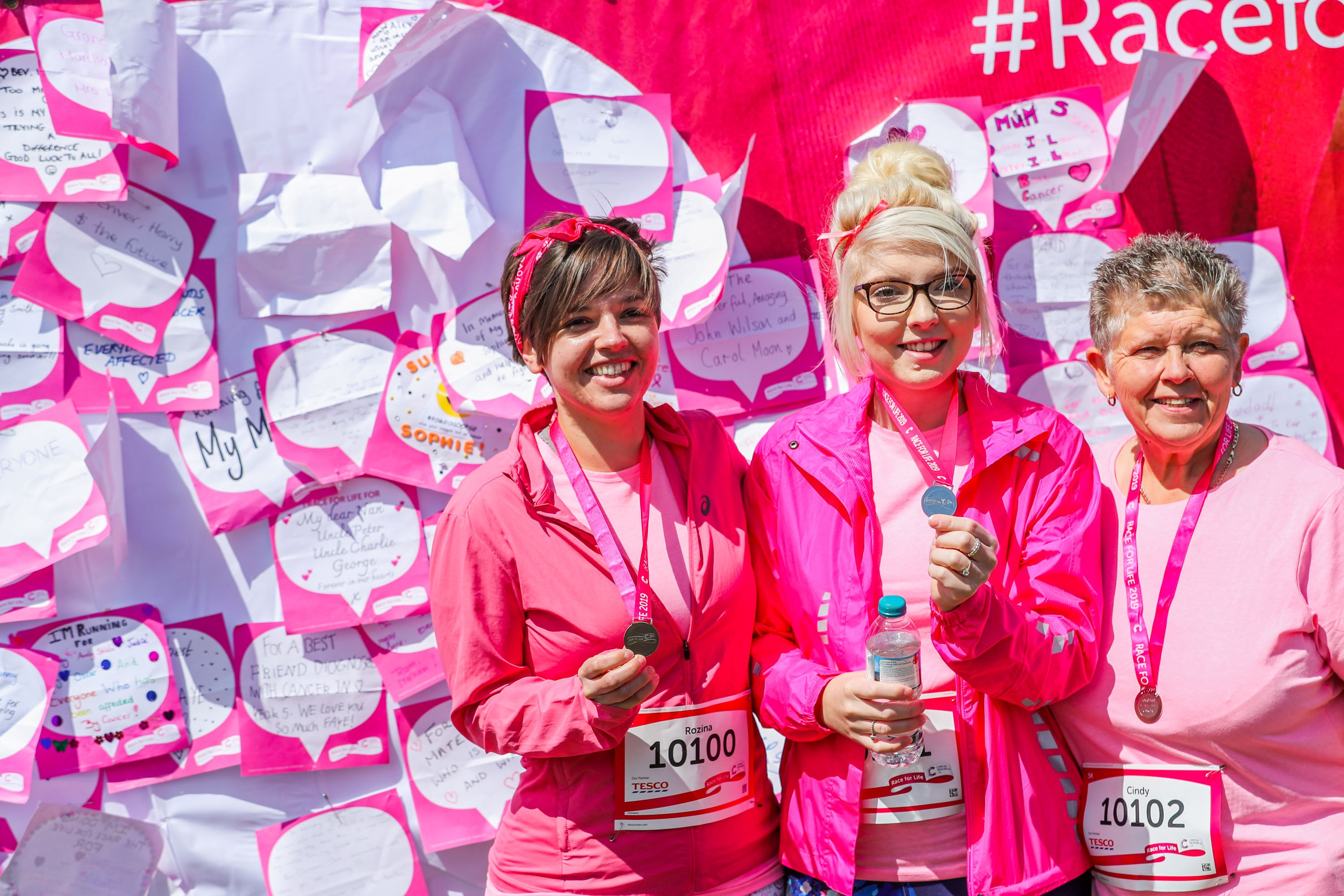 Race for Life 2020 - Are you ready?