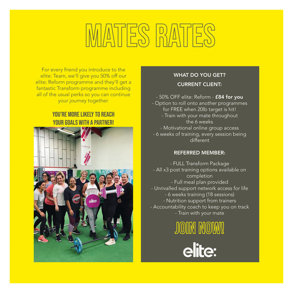 Summer Mates Rates Offer