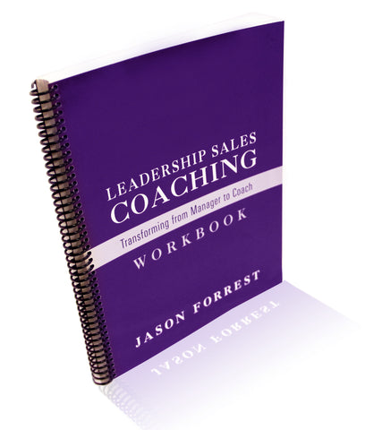 Leadership Sales Coaching Workbook