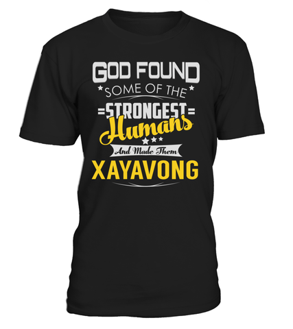 God Found Some of the Strongest Humans And Made Them XAYAVONG