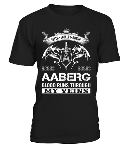 AABERG Blood Runs Through My Veins