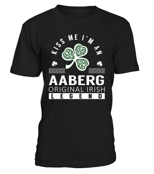 AABERG Original Irish Legend