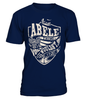 It's an ABELE Thing, You Wouldn't Understand