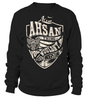 It's an AHSAN Thing, You Wouldn't Understand