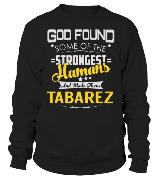 God Found Some of the Strongest Humans And Made Them TABAREZ