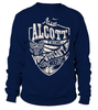 It's an ALCOTT Thing, You Wouldn't Understand