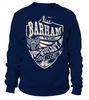 It's a BARHAM Thing, You Wouldn't Understand