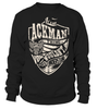 It's an ACKMAN Thing, You Wouldn't Understand