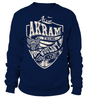 It's an AKRAM Thing, You Wouldn't Understand