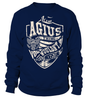 It's an AGIUS Thing, You Wouldn't Understand