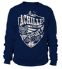 It's an ACHILLE Thing, You Wouldn't Understand
