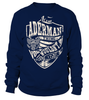 It's an ADERMAN Thing, You Wouldn't Understand