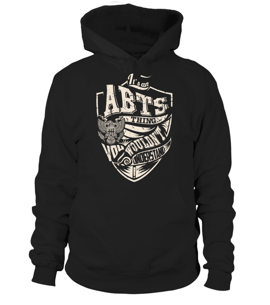 It's an ABTS Thing, You Wouldn't Understand