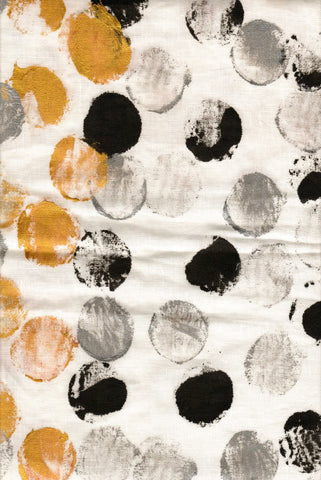 Hand Painted Linen and Cotton by Sara Palacios Studio