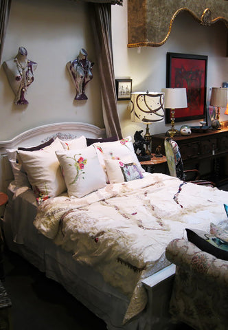 Custom Bedding by Sara Palacios Studio