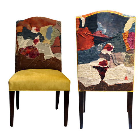 artsy chair by Sara Palacios Designs