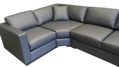 Mid-Century Modern Sectional - Corner Sofa Sectional