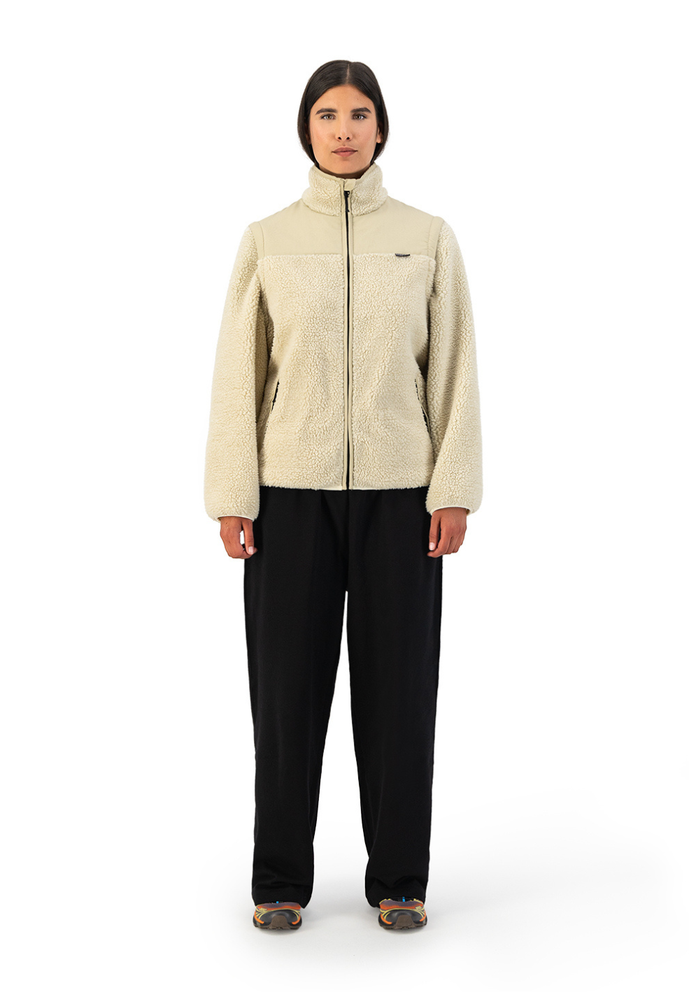 Scott Minimal Ear Hook Silver by Felt Atelier