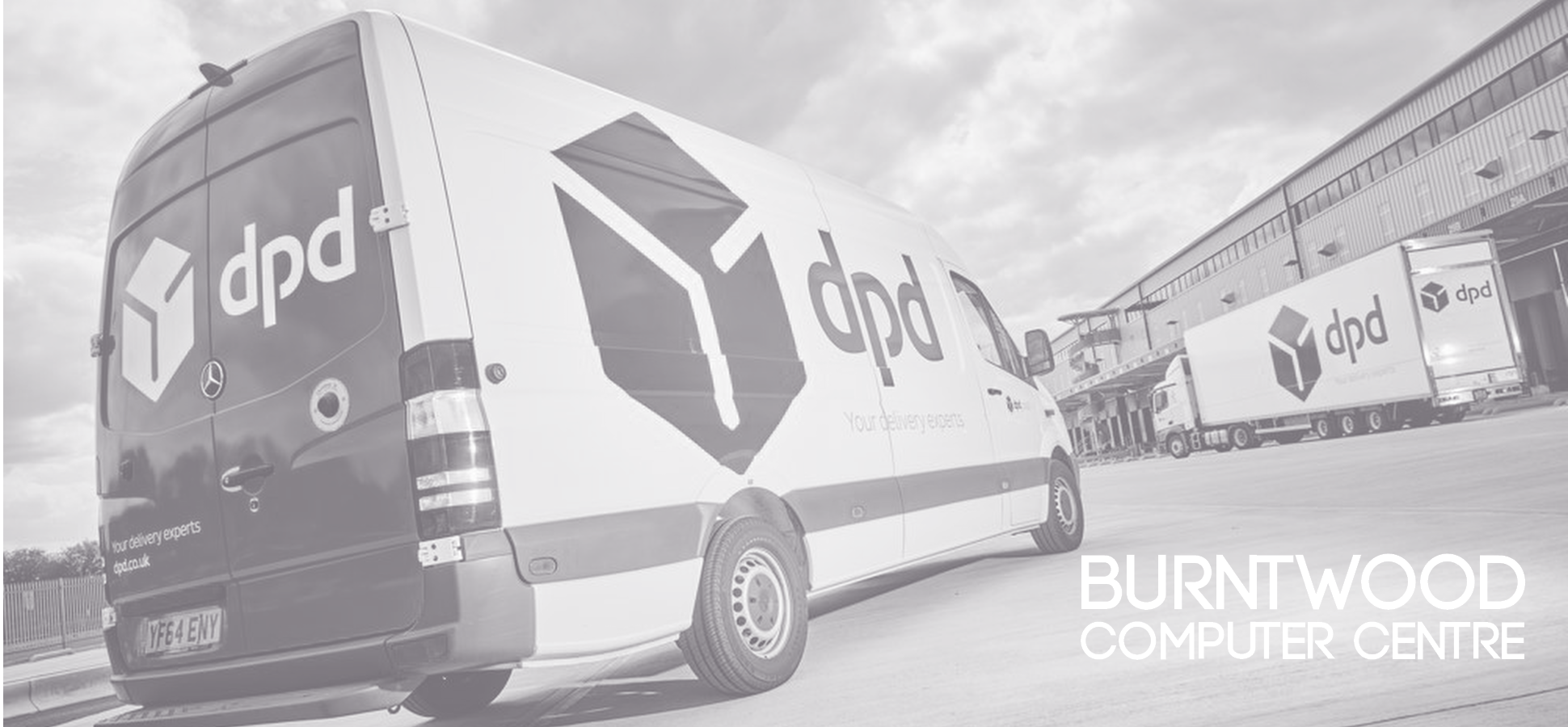 DPD Van - Pickup Point