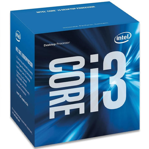 Intel Core i3-7100 3.9Ghz 3mb Cache Skt 1151 Retail